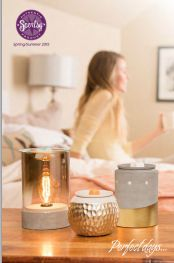 New Scentsy Spring/Summer catalog is here. Cksavoryscents.scentsy.us