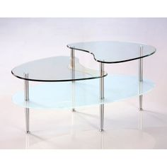 Walmart: Home Loft Concept Mariner Oval Coffee Table from Walmart. Saved to Home - Furniture. Smart Furniture, Kitchen Furniture, Table Furniture, Home Furniture, Office Furniture, Oval Glass Coffee Table, Glass Table, Stylish Coffee Table, Coffee Table Wayfair