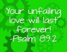 Bible Verse Printables - Maker Fun Factory VBS - BorrowedBlessings.net - Borrowed Blessings