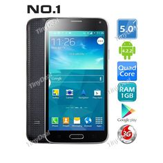"""(NO.1) S7 5.0"""" HD Smart Screen Android 4.2.2 MTK6582 Quad Core 3G Phone 1GB RAM 16GB ROM 13MP CAM S health P05-NOS7 http://www.tinydeal.com/no1-s7-50-hd-android-px250pz-p-127680.html"""