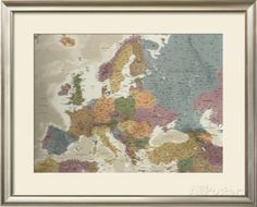 Europe Posters at AllPosters.com