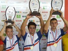 France Triplettes Jeunes à Soustons - Championnats de France - ARTICLES sur la pétanque