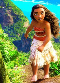 animated-disney-gifs: I can lead with pride I can make us. animated-disney-gifs: I can lead with pride I can make us strong. Disney Art, Disney Pixar, Disney Characters, Disney Princesses, Moana Gif, Moana 2016, Cultura Pop, Character Drawing, Disney Wallpaper