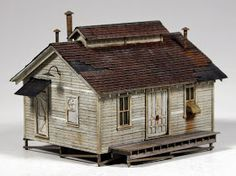 Vilius's scale modeling endeavors: Building Tucker & Cook by South River Modelworks Pt.4