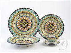 Italian dinnerware set - Vario  sc 1 st  Pinterest & Carynthum 16-Piece Dinnerware Set | Dinnerware Dining and Kitchens