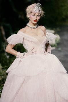 Christian Dior at Couture Fall 2005 - StyleBistro