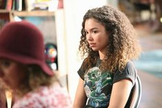 Jessica Sula as Maddie in 'Recovery Road'
