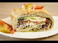 Big Mac Rolle Low Carb (Die Alternative zum Big Mac Salat)