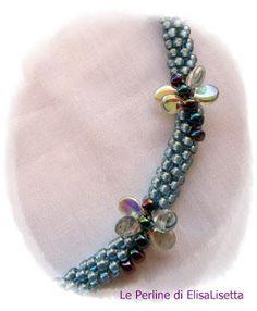 Le Perline di ElisaLisetta: Piccole Libellule