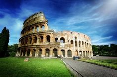 Colosseum, Rome - Italy ~ @My Travel Manual