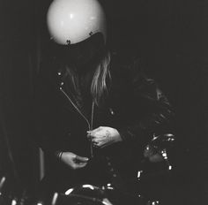 Tomboy Style: SCENE | The Women's Motorcycle Exhibition by Lanakila MacNaughton