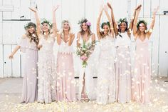 Show Me Your Mumu Summer Bridal 2017 Collection!