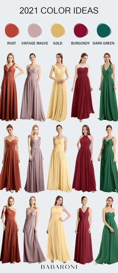 Beryl is a beautiful floor-length chiffon dress. This elegant dress features a pleated strapless neck design. The invisible zipper on the back makes you look gorgeous.Come and visit babaroni.com, choose from 66+ colors & 500+ styles. #bridesmaiddresses#wedding#babaroni #weddingideas