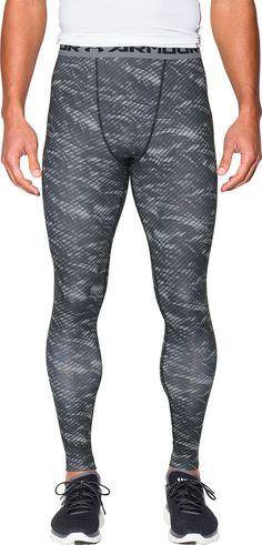 5a32f325e55 Under Armour Men s HeatGear Armour Printed Compression Leggings