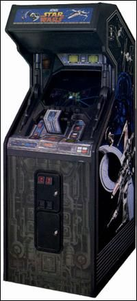 Star Wars ( 1983 ) - one of the few games where from the moment I started playing the game for the first time.. I felt like I was good at it... Even when I wasn't.. One of my top 3 favorite games. I remember playing it at Disneyland.. But I played it everywhere I saw it . lol