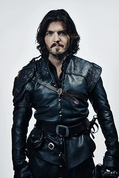 Athos. The Musketeers