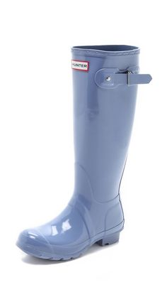 #obsessed with these #hunterboots - THIS color!! LOVE!  $140