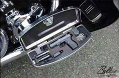 In the Floorboard - Motorcycles - Long Island Firearms