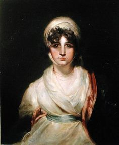 Portrait of Sarah Siddons by Sir Thomas Lawrence