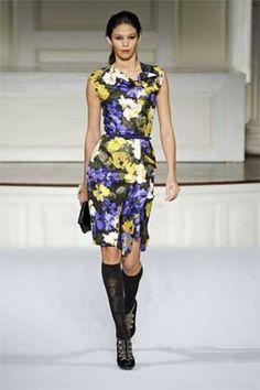 Платье с гольфами – как носить? >> Модные платья