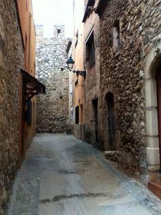 Montblanc, Tarragona, Spain