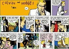 Calvin and Susie playing doctor - Comic Tips Super Club, Comic Tattoo, Worlds Best Tattoos, Playing Doctor, You Lied, American Comics, Calvin And Hobbes, Comic Book Characters, Love S