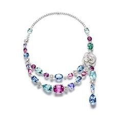 Limelight Garden Party #Necklace - Piaget Rose G37LG700