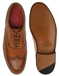 Grenson- I really dig these with a nice pair of dark wash jeans, a simple white tee and vest on a man.