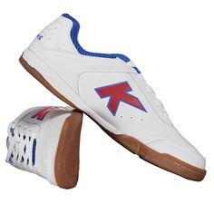 fe931a87b1 Chuteira Kelme Precision Trn Futsal Branca Somente na FutFanatics você  compra agora Chuteira Kelme Precision Trn