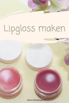 diy knutselen DIY lipgloss make - diy Diy Tumblr, Diy Crafts To Do, Upcycled Crafts, Lipgloss Diy, Diy For Kids, Crafts For Kids, Diy Unicorn, Halloween Mason Jars, Diy Lip Gloss