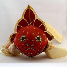 金魚ねぶた(青森県)