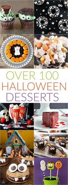 100+ Halloween Treats