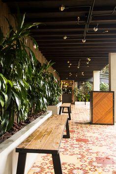 CORTESANA / Diseño restaurante on Behance