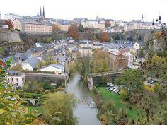 The Grund, Luxembourg and Zweibrucken, Germany  My 6th Great-Grandfather, Conrad Kline (Cline), was born here.