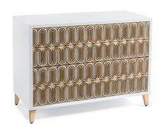 Park Avenue Four-Drawer Chest - Chests - Furniture - Our Products