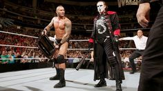 Seth Rollins springs a trap for Randy Orton: photos | WWE.com