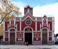 Fachadas de iglesias