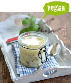 veggieola: Zupa latem? Tak! Najlepiej z cukinii i kalarepy