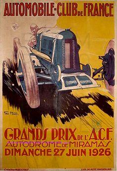 George Ham, Grand Prix A.C.F. - 1926 - Miramas