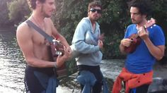 We went to Mundaka to surf, and while we were there we just had to play this song.