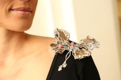 Preview of the 2014 Black Label Masterpiece Ballerina Butterfly Broach Designed…