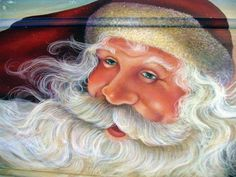 Believe Santa Copyright Judy Westegaard
