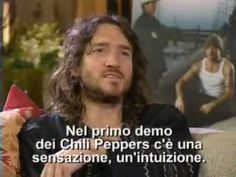 John Frusciante - Interview part 1 (2006)