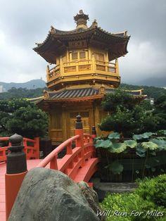 Hong Kong: a Spiritual Buddhist Temple and a Breathtaking Garden - Photos - http://willrunformiles.boardingarea.com/hong-kong-spiritual-buddhist-temple-breathtaking-garden-photos/