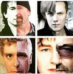 U2 - Then and Now