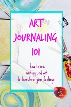 Creative Self-Care Journal