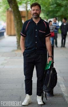 Men's Street Style FashionBeans