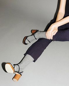 Fully on board with socks + sandals. See our style edit on The Blog now #socks…