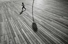 le foto in bianco e nero di Guy Cohen