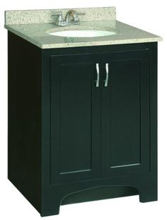 Photo Of Glacier Bay Danville in W x in D x in H Bath Vanity Cabinet Only in The Home Depot